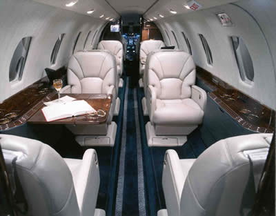 hi tech automotive lear jet 31a interior. Black Bedroom Furniture Sets. Home Design Ideas